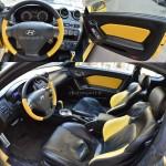 طراحی داخل خودرو (هیوندا کوپه)