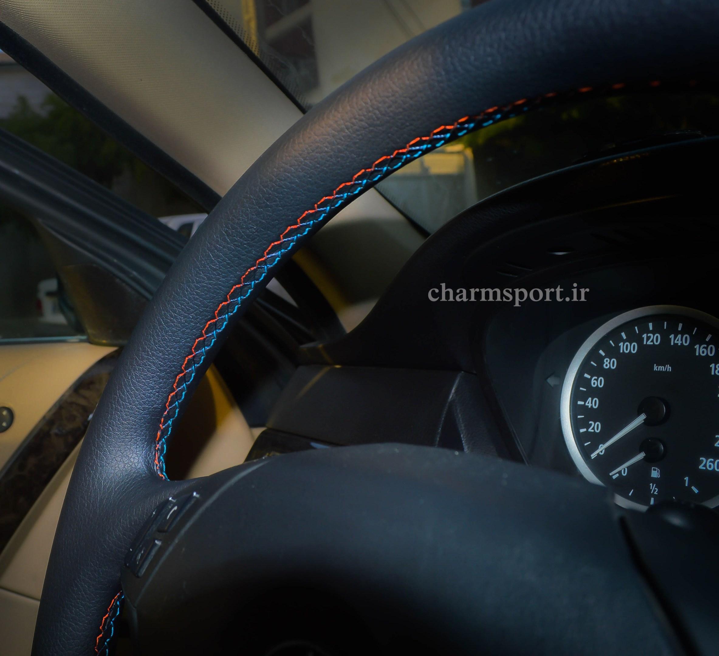 فشتو ویڈیو اموزش دوخت روکش صندلی ماشین