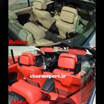 طراحی داخل BMW
